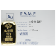 PURE GOLD BARS 100 GRAM PAMP