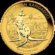 AUSTRALIAN GOLD 1 OZ KANGAROO COMMON DATE