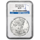 2015 American Silver Eagle Early Release MS-70 NGC