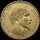 WORLD GOLD FRENCH 20 FRANC NAPOLEON III