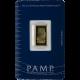 PURE GOLD BARS 2.5 GRAM PAMP