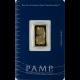 PURE GOLD BARS 5 GRAM PAMP