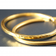 WEARABLE BULLION 1 OZ GOLD BRACELET POLISHED NO PACKAGING