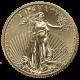 AMERICAN GOLD EAGLE 1/4 OZ COMMON DATE