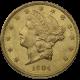 U.S. GOLD AU $20 LIBERTY