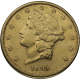 U.S. GOLD VF $20 LIBERTY