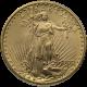 U.S. GOLD BU $20 ST.GAUDENS