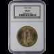 U.S. GOLD NGC MS 63 $20 ST.GAUDENS