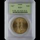 U.S. GOLD PCGS MS 64 $20 ST.GAUDENS