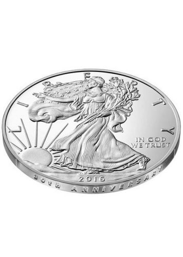 2016 American Silver Eagle Proof Coins