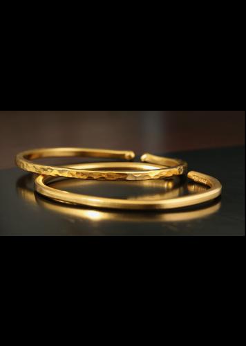 24 Karat Gold Bracelet For Men And Women