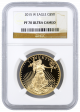 2015 $50 American Gold Eagle Ultra Cameo Proof 70