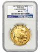 2017 American Gold Buffalo Early Releases MS-69 NGC