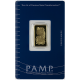 PURE GOLD BARS 5 GRAM PAMP