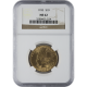 U.S. GOLD NGC MS 62 $10 INDIAN
