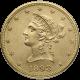 U.S. GOLD AU $10 LIBERTY