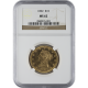 U.S. GOLD NGC MS 62 $10 LIBERTY
