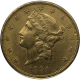 U.S. GOLD XF $20 LIBERTY