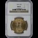 U.S. GOLD NGC MS 64 $20 ST.GAUDENS