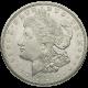 SILVER DOLLARS AU 1921 MORGAN