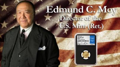 International Precious Metals Hosts Exclusive Event with Acclaimed Former Mint Director Edmund C. Moy