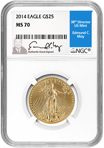 International Precious Metals Secures Entire Mint Box of Rare Gold American Eagle Coins