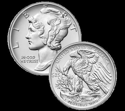Edmund C. Moy's Signature Coin