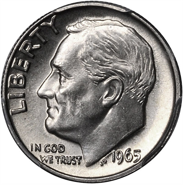 the most valuable dimes in circulation