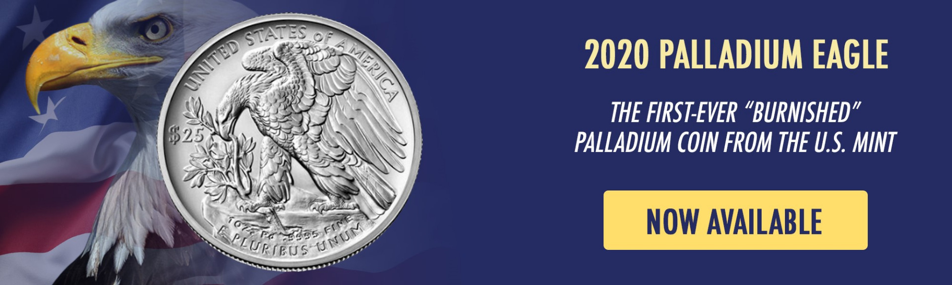 2020 American Palladium Eagles
