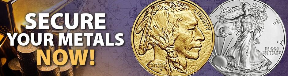 Buy An American Gold Buffalo Get a Silver Eagle Free