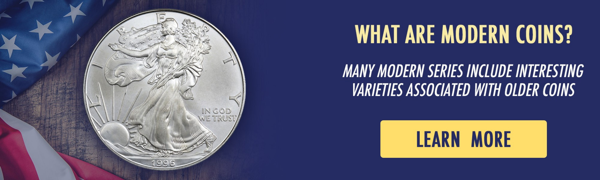 What Are Modern Coins and What Are They Worth